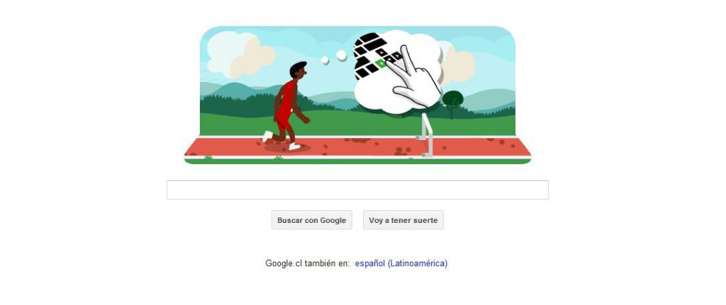 google juego olimpiadas