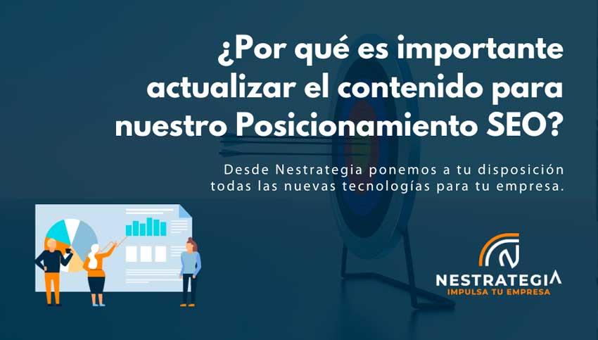 Desde Nestrategia ponemos a tu disposición todas las nuevas tecnologías para tu empresa.