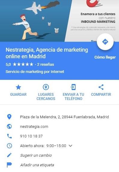 Trucos para posicionarse en Google Maps