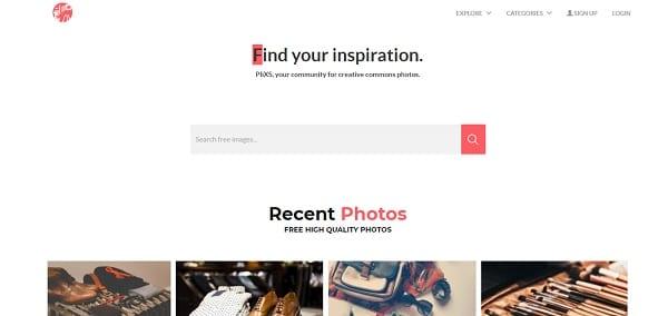 free creative commons - bancos de imagenes gratis de alta resolucion
