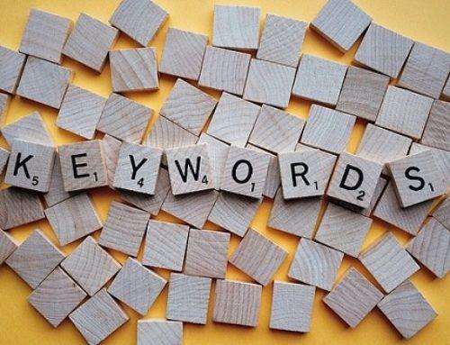 10 trucos para elegir palabras clave en tu sitio web