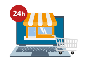 Funciones tienda virtual madrid