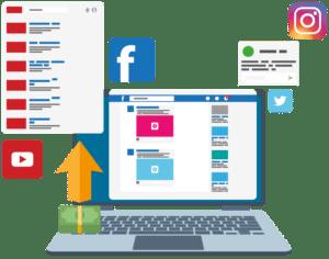 gestion campanas social media