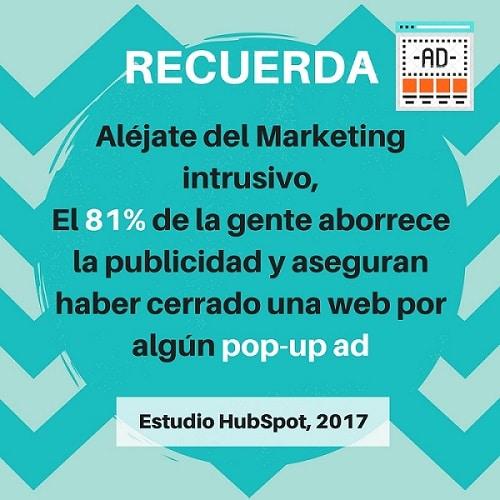 Agencia de Inbound Marketing en Madrid - No al Marketing intrusivo - Nestrategia
