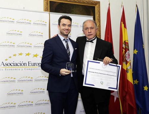 Nestrategia recibe el Premio Europeo a la Calidad Empresarial