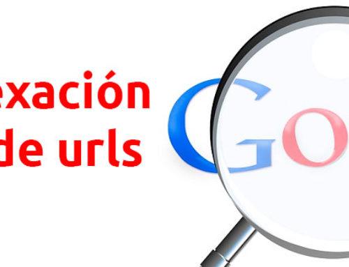 Desindexación Masiva de Urls en Google