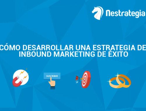 Cómo desarrollar una estrategia de Inbound Marketing de éxito