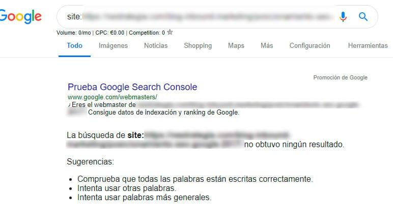 url-desindexada-google