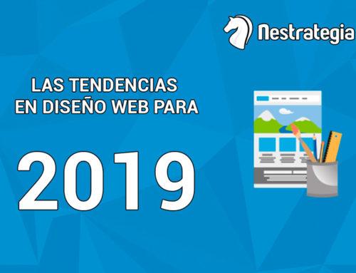 20 tendencias para diseño web este 2019