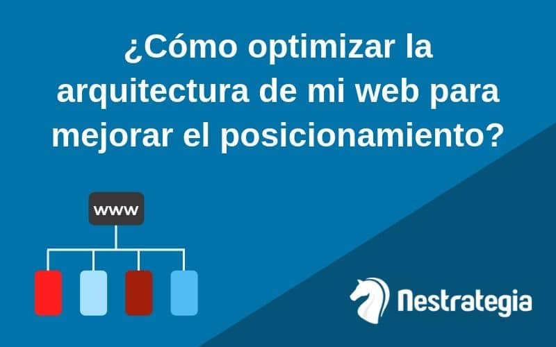 Estructura silo para mejorar posicionamiento web