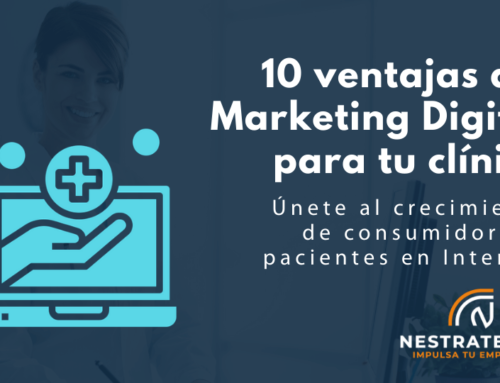 10 ventajas del marketing digital para tu clínica