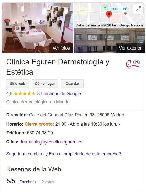 posicionamiento local Google My Business