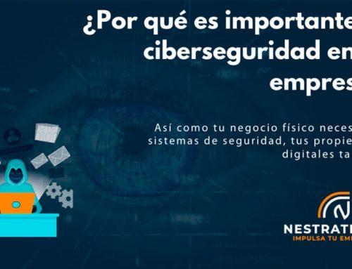 ¿Por qué es importante la ciberseguridad en tu empresa?