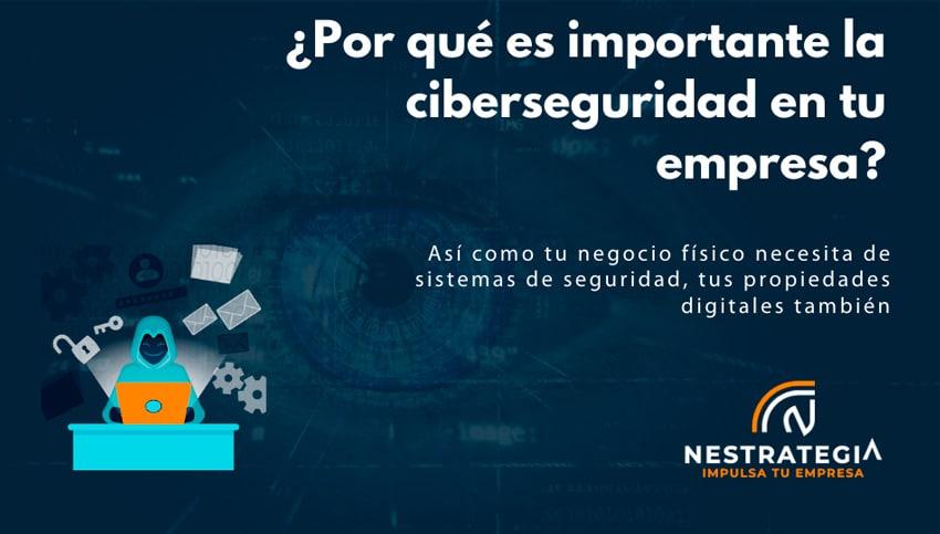 ¿Por qué es importante la ciberseguridad en las empresas?