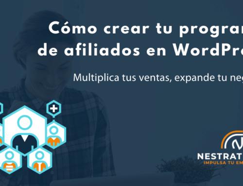 Cómo crear tu programa de afiliados en WordPress