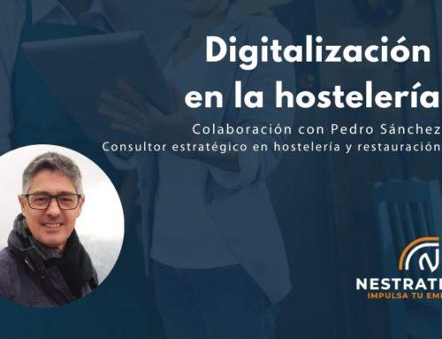 Digitalización en la hostelería: Lo fácil de lo difícil