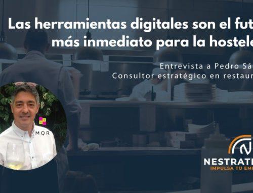 Pedro Sánchez:las herramientas digitales son el futuro más inmediato para la hostelería