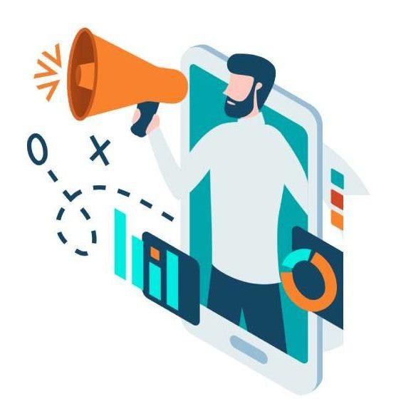 La digitalización mejora las acciones de marketing