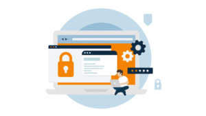 Ten cuidado con el software malicioso. Confía en las mejores soluciones de ciberseguridad