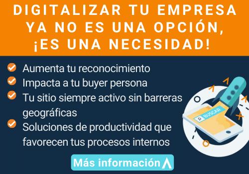 digitalización de empresas