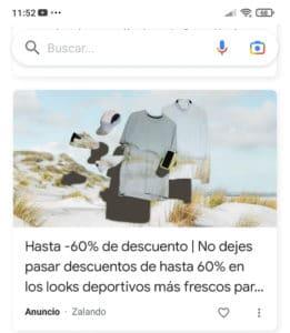 Páginas Optimizadas para móviles y posicionar en Google Discover