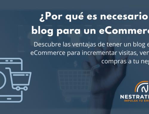 ¿Por qué es necesario un blog para un eCommerce?