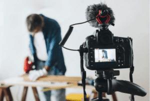 Vídeo DIY para YouTube