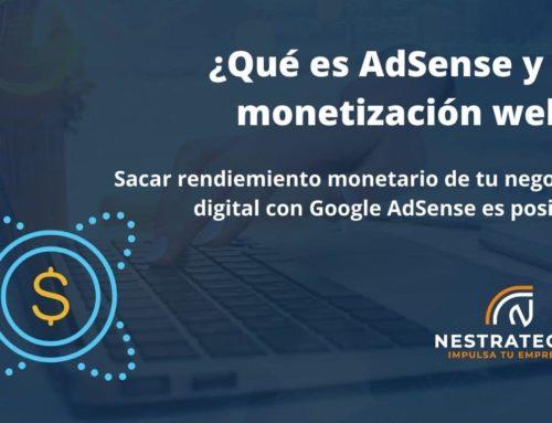 Qué es el AdSense y la monetización web